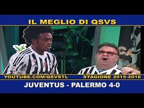 qsvs - i gol di juventus - palermo 4 a 0