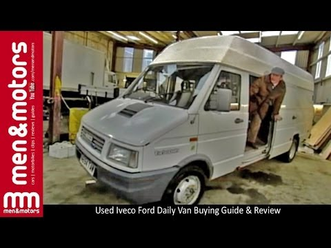 Used Iveco Ford Daily Van Buying Guide & Review