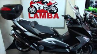 5. yamaha tmax 500 special edition
