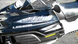 7. 2003 ski-doo 380f legend for sale