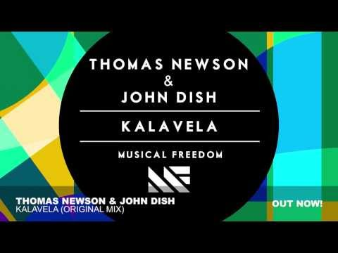Kalavela (Original Mix) - Thomas Newson, John Dish