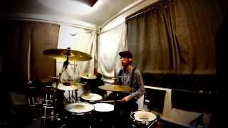Video Ocean - John Butler ( drum cover by Martin Karasek - 2014 )
