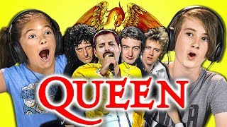 Video KIDS REACT TO QUEEN MP3, 3GP, MP4, WEBM, AVI, FLV Mei 2018