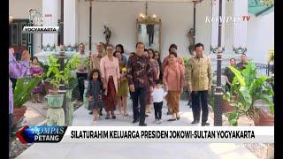 Video Silaturahim Keluarga Presiden Jokowi-Sultan Yogyakarta MP3, 3GP, MP4, WEBM, AVI, FLV Juni 2019