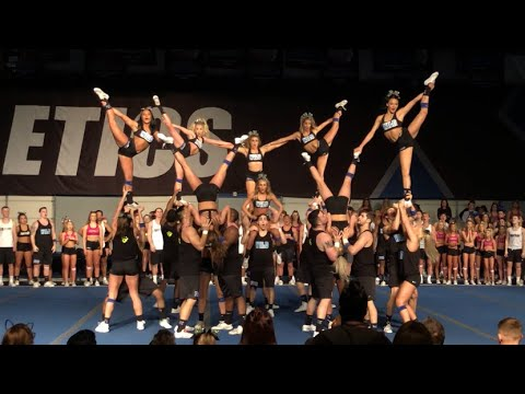 Cheer Athletics Wildcats Nca Showoff 2018