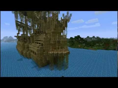 The Flying Dutchman of Minecraft: Part 3/4