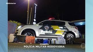 Santa Cruz do Rio Pardo: produtos sem nota fiscal são apreendidos