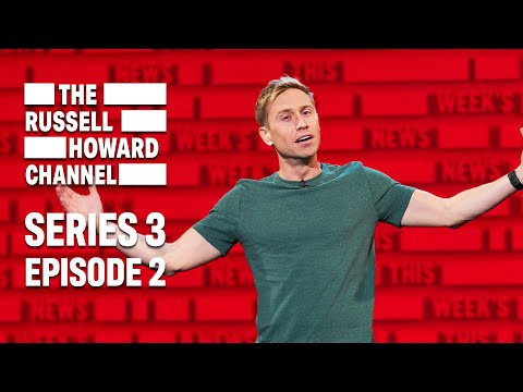 The Russell Howard Hour - Series 3 Episode 2   Full Episode