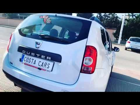 See video DACIA DUSTER 1.5DCi AMBIANCE