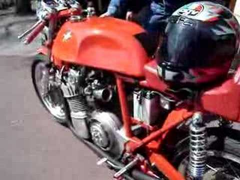 MV Agusta1970 motor sound