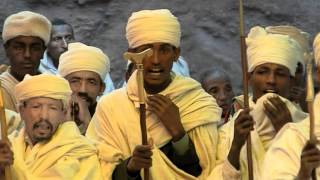 Christmas Festival In Ethiopia
