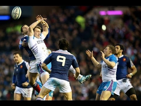 Worldwide - Official short highlights, available worldwide, of the Scotland v France rugby match in Round 4 of the RBS 6 Nations at Murrayfield, Edinburgh on Saturday 8t...