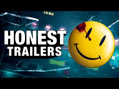An Honest Trailer for Watchmen