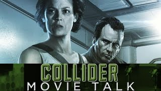 Collider Movie Talk - Sigourney Weaver Says Aliens Sequel Will Diverge From Canon by Collider