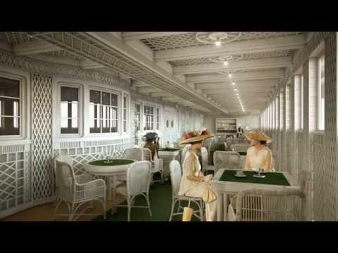 Titanic 2: ecco le prime immagini della copia gemella che salperà nel 2018
