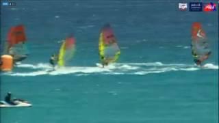 Slalom PWA Fuerteventura: Best heat !!