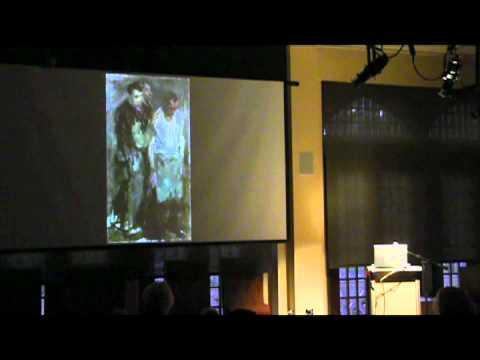Hin-und hergerissen von der Finsternis: Ein Symposium über die Kunst des Felix Lembersky