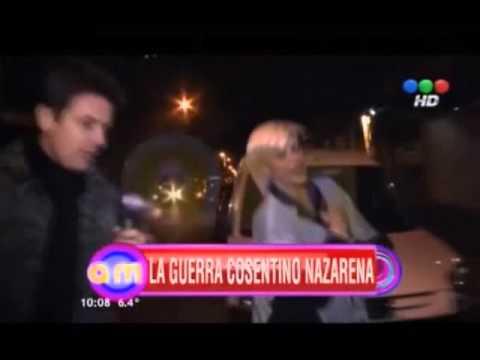 ¿Nazarena Vélez volvió con Gamarra?