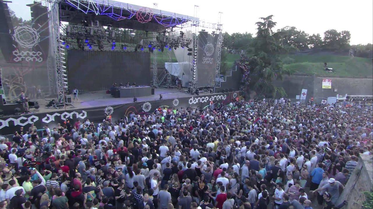 Kerri Chandler - Live @ Exit Festival 2013