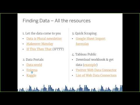 Find & Prep Data Your Data