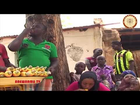Kalli Abin Kunyar Dan Auta Da Budurwa A Kasuwa (Musha Dariya Video)