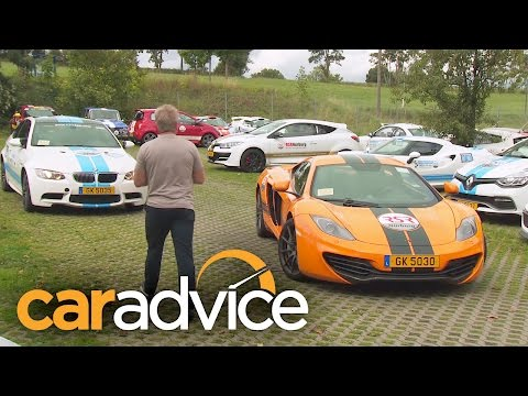 The Nurburgring Review : RSR track car rentals