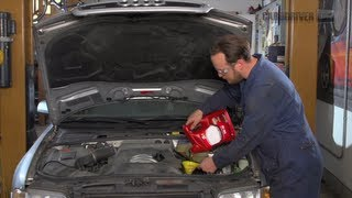 Basic Automotive Maintenance