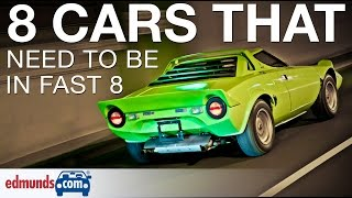 Nonton 8 Cars That Need to Be in Fast & Furious 8 Film Subtitle Indonesia Streaming Movie Download