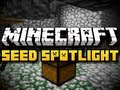 Minecraft Seed Spotlight #15 - TRIPLE DOUBLE CHESTED DUNGEONS!!! (HD)