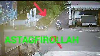 Detik detik Kecelakaan di Depan Pom Jalaksana Kuningan Jabar