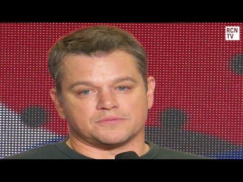 Matt Damon On Downsizing & Working With Alexander Payne
