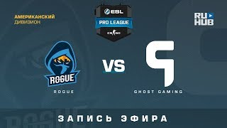 Rogue vs Ghost Gaming - ESL Pro League S7 NA - de_mirage [SleepSomeWhile]