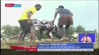 Timu Ya Kabras Sugar Yajiandaa Kwa Ligi Ya Kenya Cup