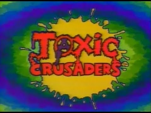 Into the Idiot Box (Ep. 50): Toxic Crusaders