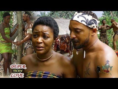 Deeper Than Love 1&2 -Chacha Eke 2018 Latest Nigerian Nollywood Movie/African Movie/Epic Movie  Hd