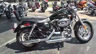 1. 416574 - 2013 Harley-Davidson Sportster 1200 Custom - XL1200C - Used motorcycles for sale