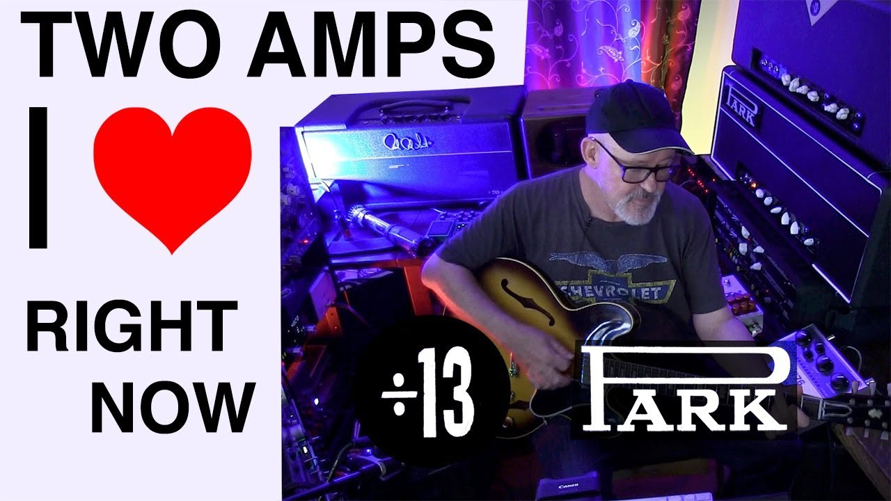 2 Amps I Love Right Now | Tim Pierce | Learn To Play | Guitar Lesson
