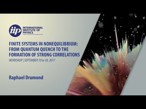 Bounding entanglement spreading after a local quench - Raphael Drumond