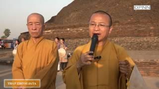 Hành hương Phật tích- Đền thờ Sujata - TT. Thích Nhật Từ