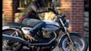 2. 2009 Moto Guzzi V7 Classic