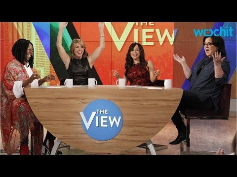 whoopi - Rosie O'Donnell and Whoopi Goldberg went head to head on The View this morning while the two were debating the topic of racism in America. The heated discussion shouting match occurred after...