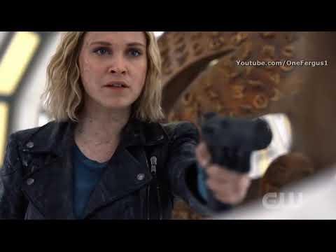 "The 100 7x08 Ending Scene Season 7 Episode 8 [HD] ""Anaconda"""