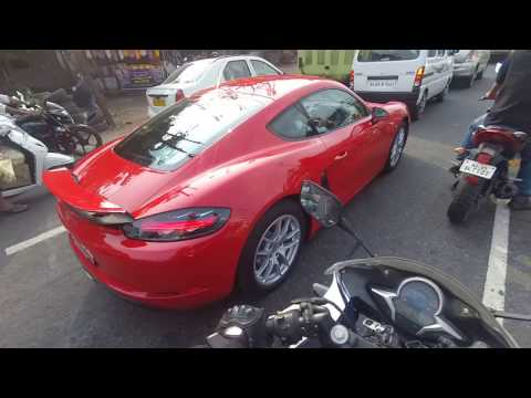 Porche Cayman 718 In Aluva - Kochi ION Air Pro 3