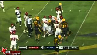 David Fluellen vs Eastern Washington (2013)