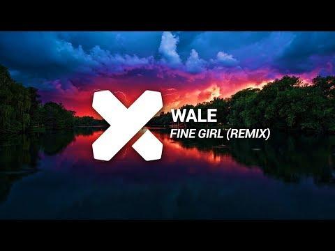 Wale - Fine Girl (ASH & MadRik Remix)