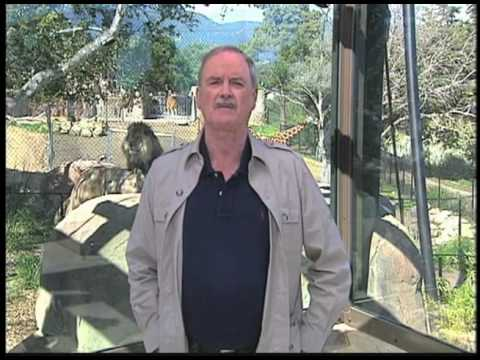 A Day at the Santa Barbara Zoo with John Cleese