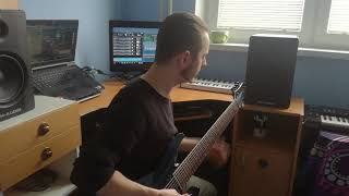 Epic Orchestral 8 String Djent - Symphonic Metal