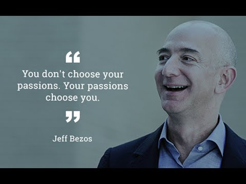 Quotes about friendship - 10 Inspiring Quotes From the Fearless Jeff Bezos
