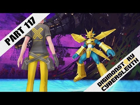 Digimon Story: Cyber Sleuth PS4 Playthrough with Chaos part 117: Magnamon (видео)