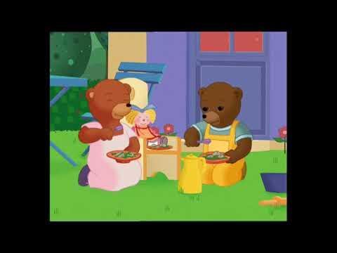 Petit Ours Brun fait une fête - Petit Ours Brun
